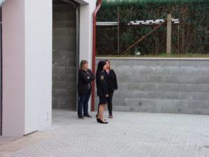 Slavnostní předání nových garáží 29.9.2017